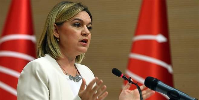 'CHP'yi terörle ilişkilendirmeye hiç kimsenin hakkı yoktur'