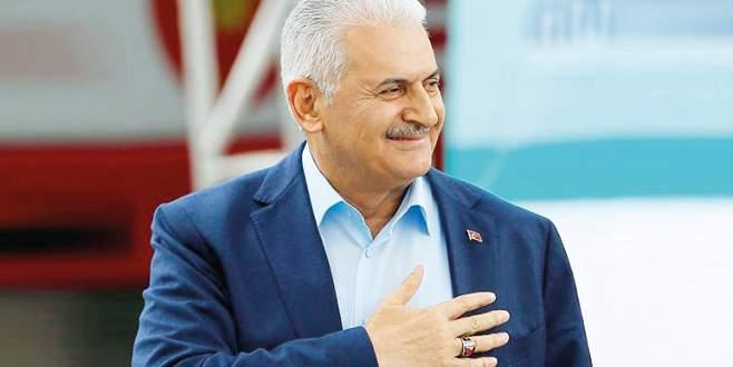 Gökdere'nin ilk konuğu Başbakan
