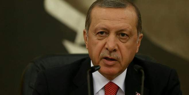 Erdoğan'dan 'karargah rahatsız' haberine tepki
