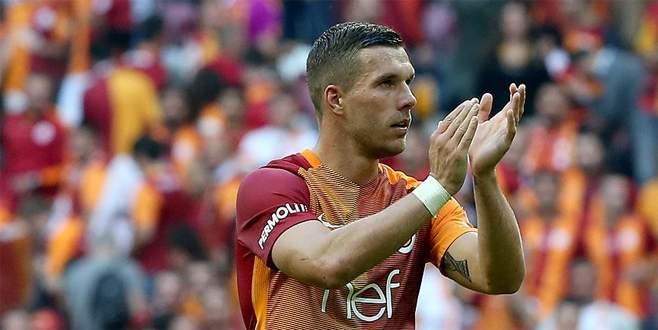 Podolski'nin anlaştığı takım belli oldu