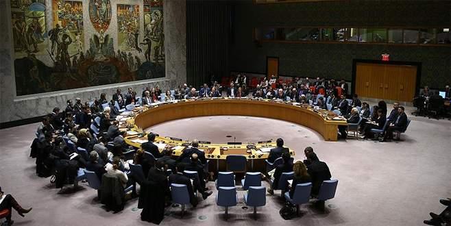Esad rejimine yaptırıma Rusya ve Çin'den veto