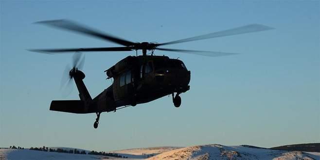 Sikorsky helikopterinin bazı kısımlarını TUSAŞ üretecek