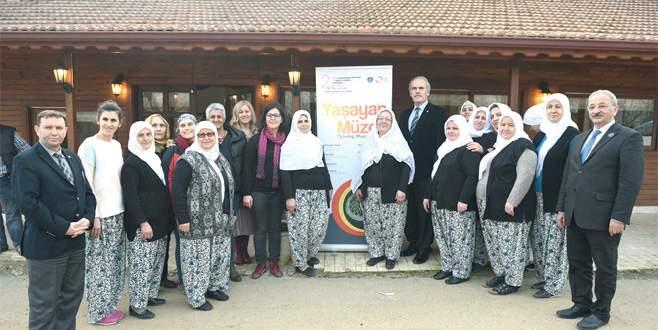 Müzeciliğin kalbi Bursa'da atıyor