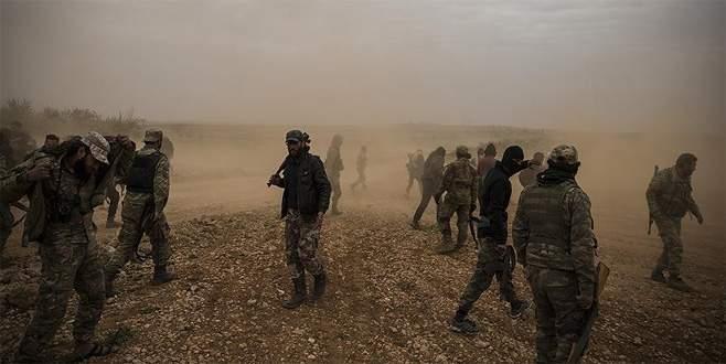 ÖSO, Bab'da iki köyü PYD/PKK'dan kurtardı