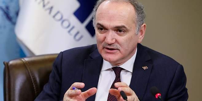 'KOBİ kredisi başvurularının toplamı 770 bin 976 oldu'