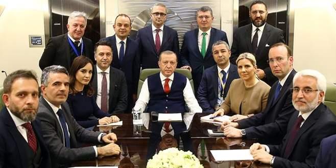 Erdoğan: El Bab'dan sonra istikamet Mümbiç
