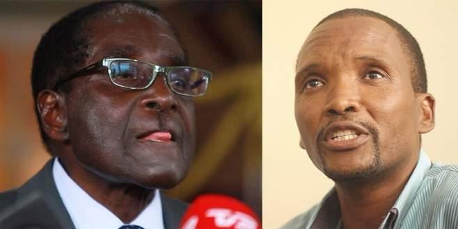 Mugabe'nin ölüm tarihini açıkladı tutuklandı
