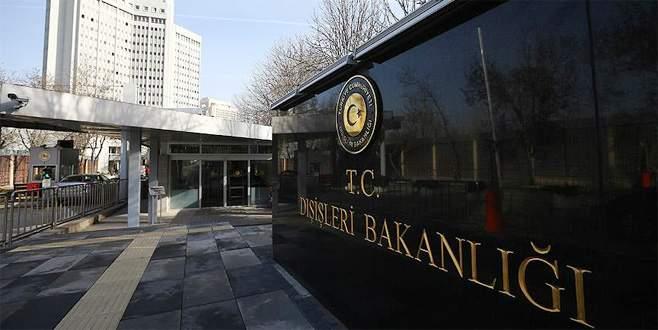 Almanya'nın Ankara Büyükelçisi Dışişleri'ne çağrıldı
