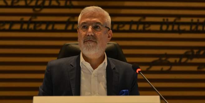 Mustafa Bozbey'den Gölyazı'da altyapı isyanı