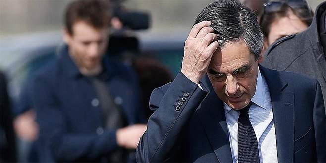 Fransa'da cumhurbaşkanı adayının evinde arama