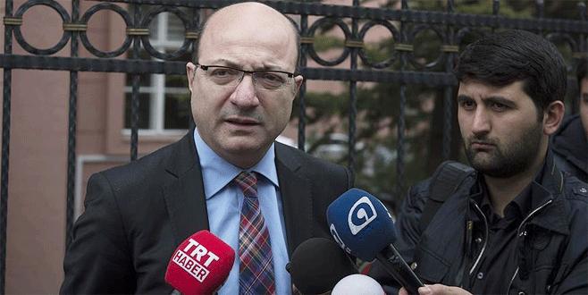 CHP'li Cihaner'den HSYK'ya FETÖ şikayeti