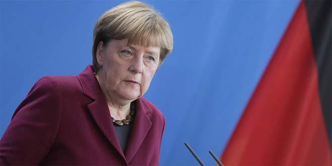 Merkel'den 'toplantı iptali' açıklaması