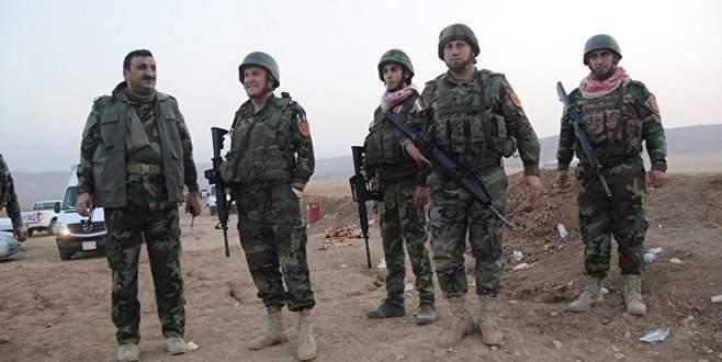 Peşmerge ile PKK çatıştı
