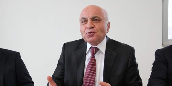 'Bursa'yı derinin merkezi haline getirmek istiyoruz'