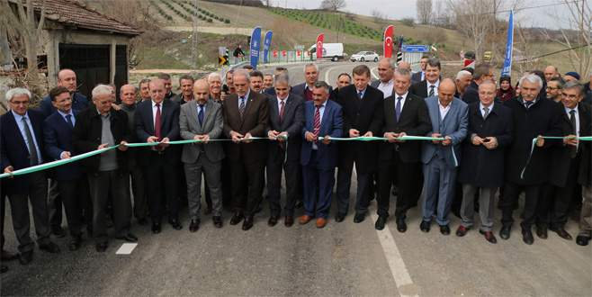 Bursa'ya bir modern köprü daha