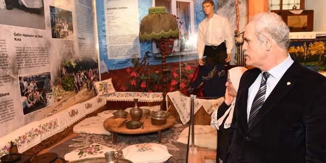 Aksu Köyü'ne müze