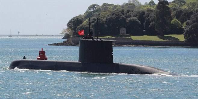En gelişmiş denizaltımıza sabotaj! Astsubay tutuklandı