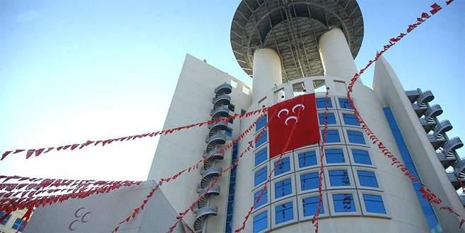 MHP'nin Konya'daki 2 ilçe yönetimi görevden alındı