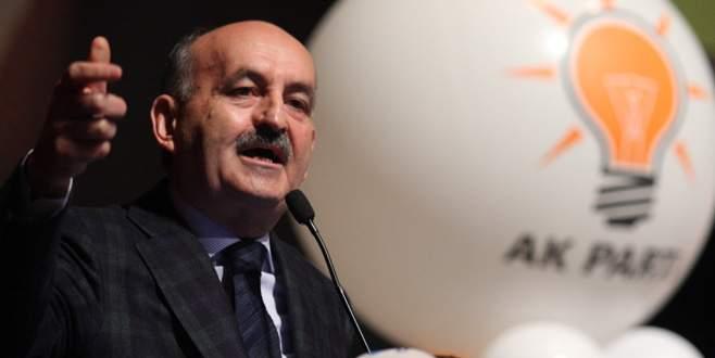 Başbakan 12 Mart'ta Bursa'da