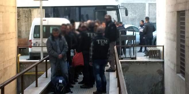 Bursa merkezli 'ByLock' operasyonunda 17 tutuklama