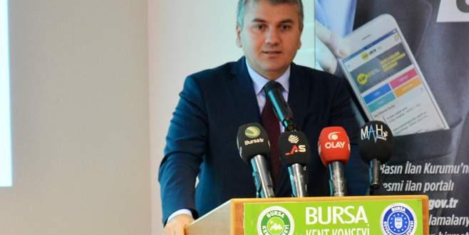 'Yeni Nesil Gazetecilik Eğitimi' Bursa'da başladı