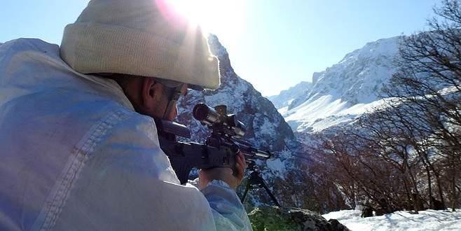 Mehmetçik'ten 3 bin metre rakımda PKK'ya dev operasyon