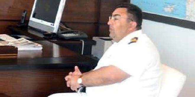 Sahil Güvenlik Karadeniz Bölge Komutanı'na FETÖ gözaltısı