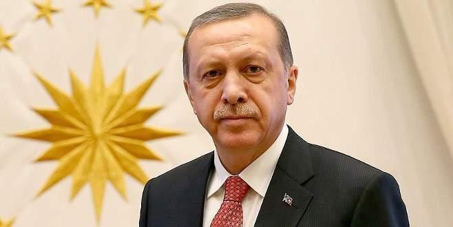 Erdoğan'dan 'Dünya Kadınlar Günü' mesajı
