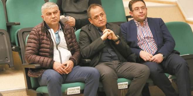 Bursaspor'da yönetim toplanıyor