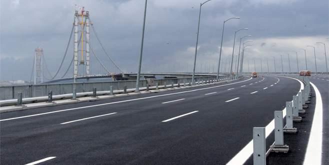 Gebze-Orhangazi-İzmir Otoyolunun Gemlik Kavşağı açılıyor