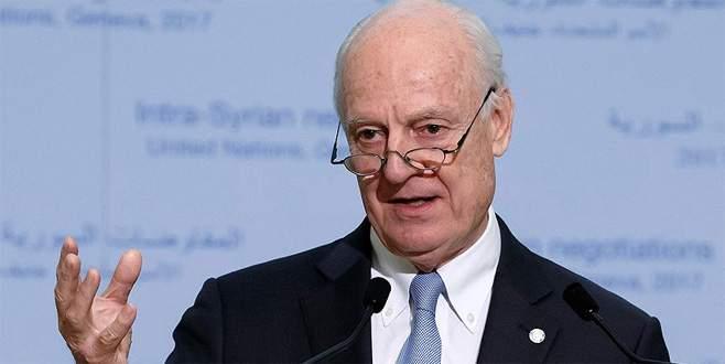 Suriye barış görüşmelerinin 5. tur tarihi belli oldu