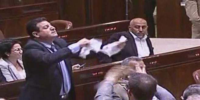 Knesset'te 'ezan' gerilimi