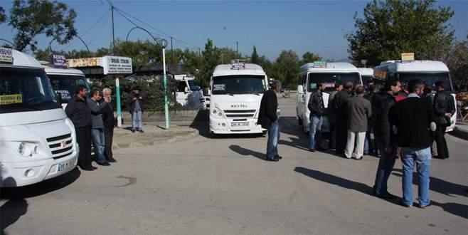 Doğu Garajı tarih oluyor, ilçe minibüsleri Kestel'de duracak