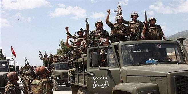Esad, Fırat'ın kıyısına ulaştı