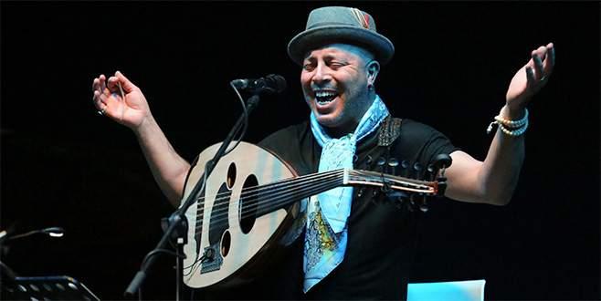 Dhafer Youssef sesiyle büyüledi