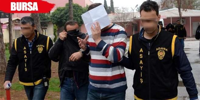 Telefon dolandırıcıları Adana'da yakalandı