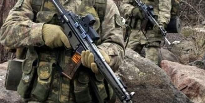 PKK'ya yönelik dev operasyon : 7 PKK'lı öldürüldü