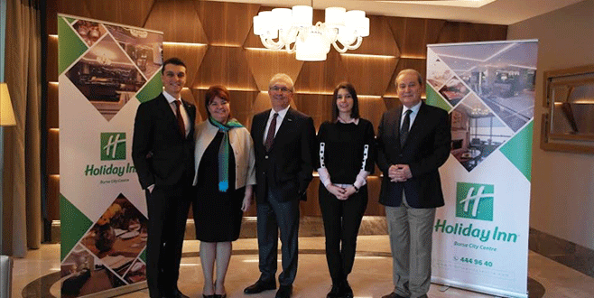 Bursa'nın ilk 'yeşil sertifikalı' oteli kapılarını açtı
