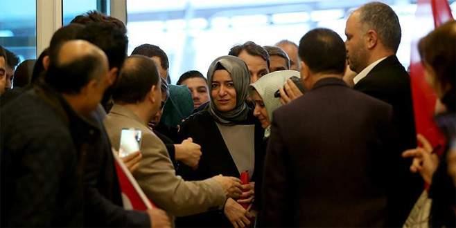 Aile ve Sosyal Politikalar Bakanı Kaya yurda döndü