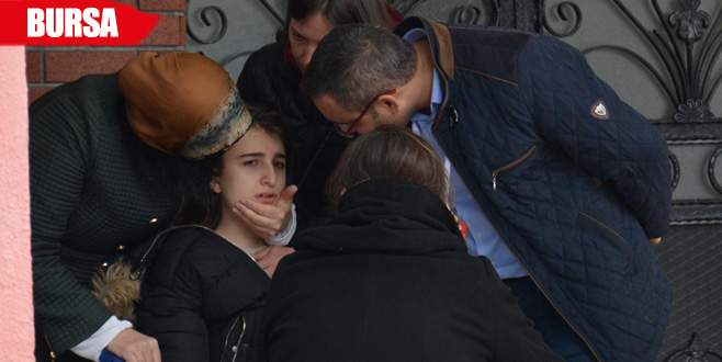 Sınavda rahatsızlanan Ecenur hastaneye kaldırıldı