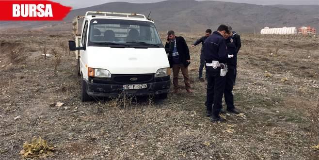 Cezaevinden kaçan kardeşler çalıntı kamyonetle yakalandı