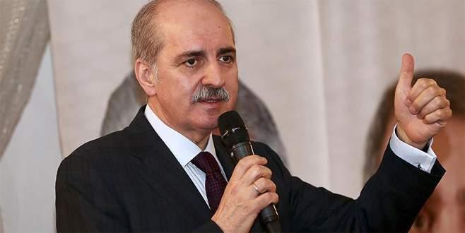 Kurtulmuş: Türkiye düşmanlığının hortladığı bir durumdur