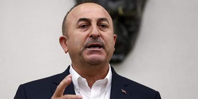 Dışişleri Bakanı'ndan açıklama: 'Özür dilemek yetmez'