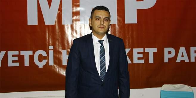 MHP Yenişehir'de ipi Köse göğüsledi