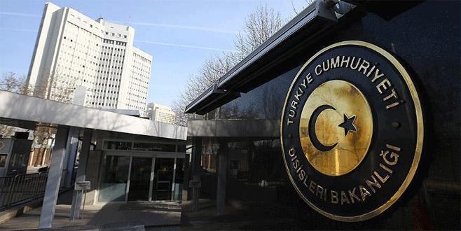 Türkiye, Hollanda'ya 2 nota verdi