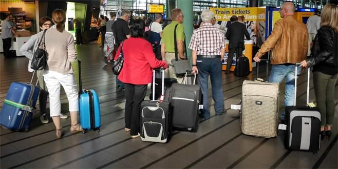 Hollanda′dan vatandaşlarına Türkiye uyarısı