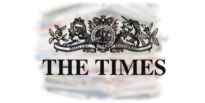 The Times'tan Hollanda Başbakanı'na eleştiri