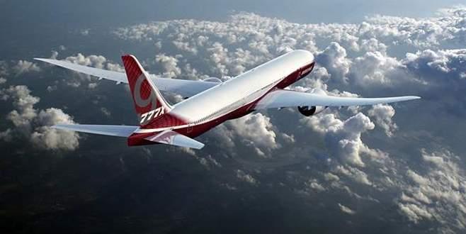 Boeing'den Çin'e uçak fabrikası