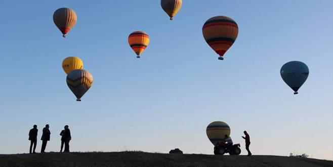 Kapadokya'da balon faciası! Çok sayıda yaralı var