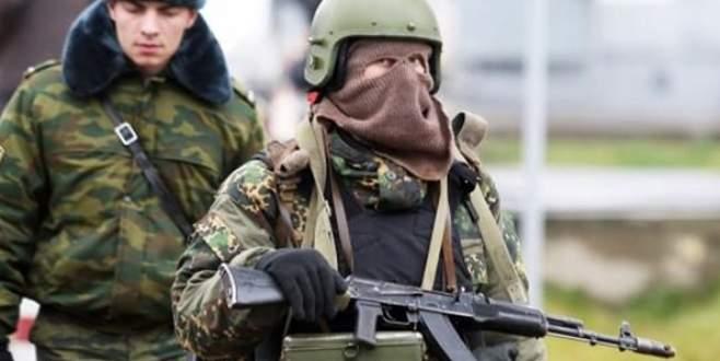 Rus özel kuvvetleri Mısır-Libya sınırında